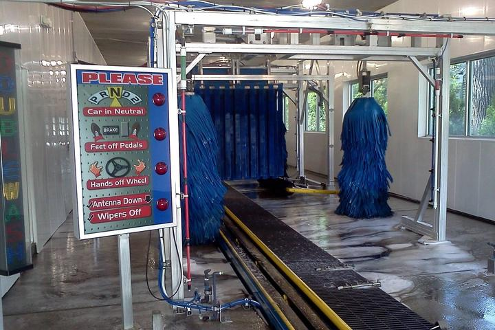 Pet Friendly Aqua Express Car Wash - Bourbonnais