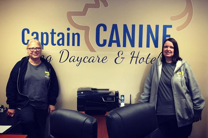 Pet Friendly Captain Canine Dog Daycare & Hotel