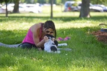 Pet Friendly Fitness with Fido