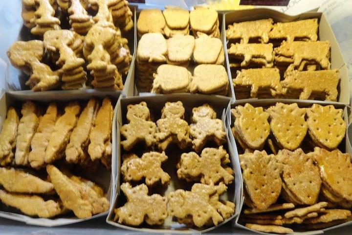 Pet Friendly Momma Marie Doggie Treats