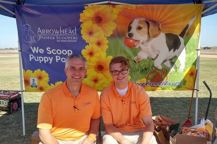 Pet Friendly Arrowhead Pooper Scoopers