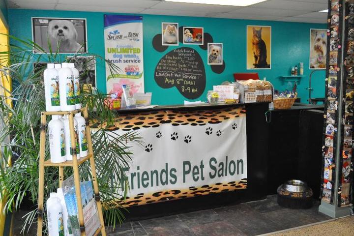 Pet Friendly Best Friends Pet Salon