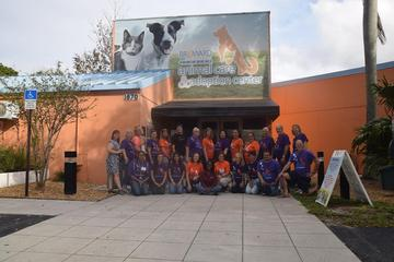 Pet Friendly Broward County Animal Care and Adoption Center