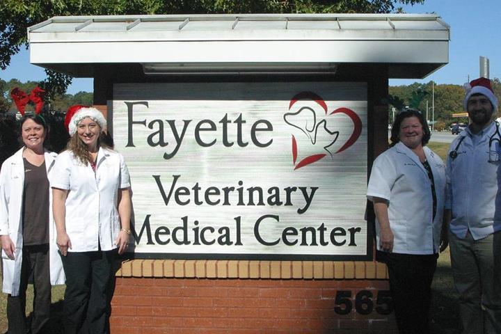Pet Friendly Fayette Veterinary Medical Center
