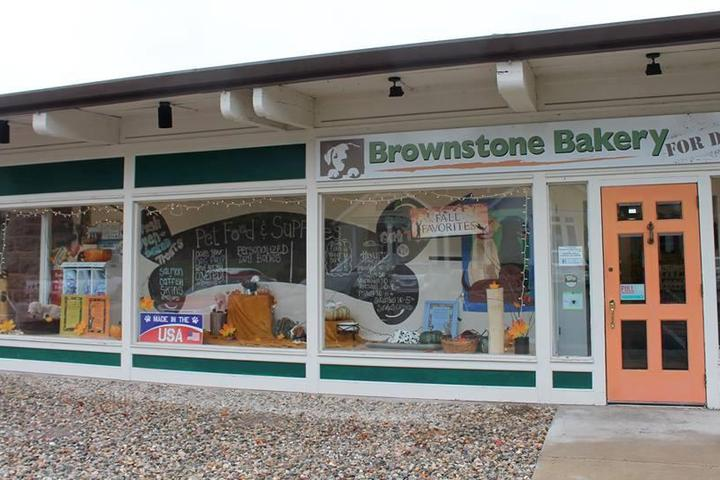 Pet Friendly Brownstone Bakery for Dogs