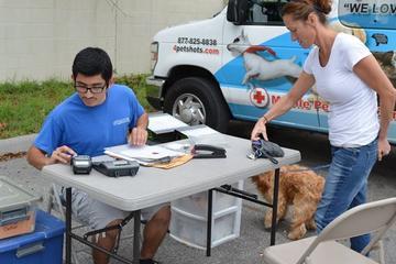 Pet Friendly Val-U-Vet Mobile Pet Shot Clinic