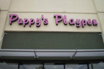 Pet Friendly Puppy's Playpen