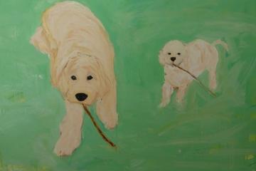 Pet Friendly Margaret von Biesen Art
