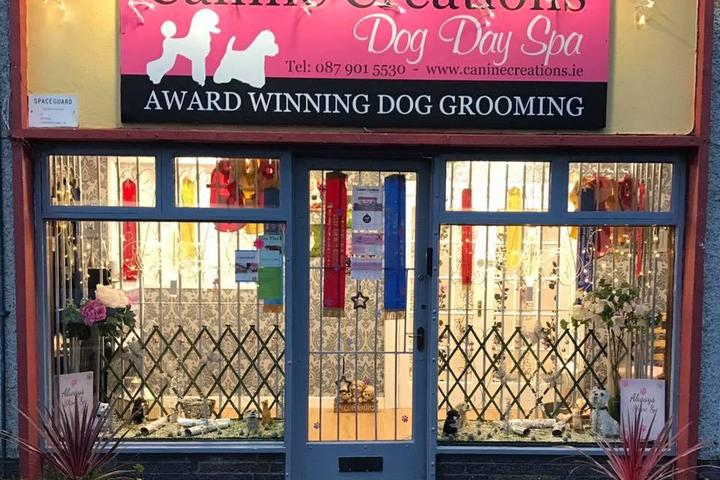 Pet Friendly Canine Creations Dog Day Spa