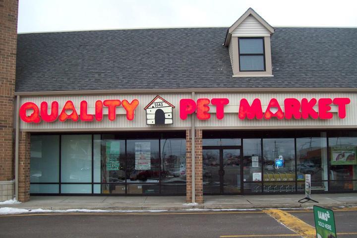 Pet Friendly Quality Pet Market