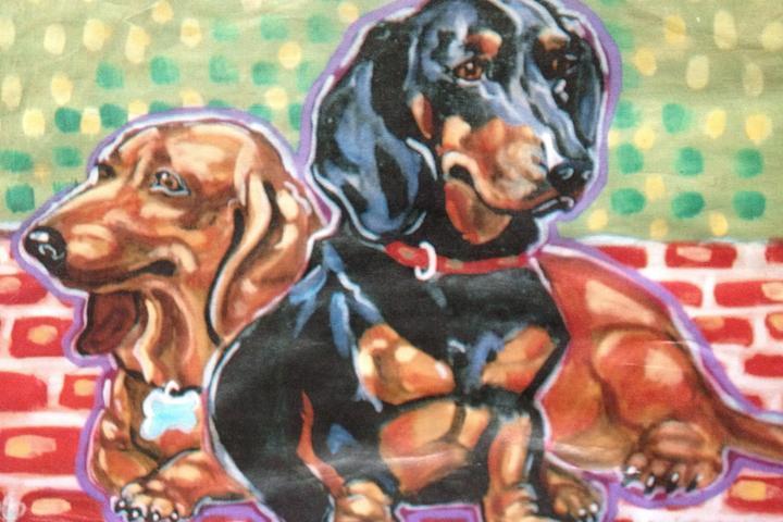 Pet Friendly Ruff-Art