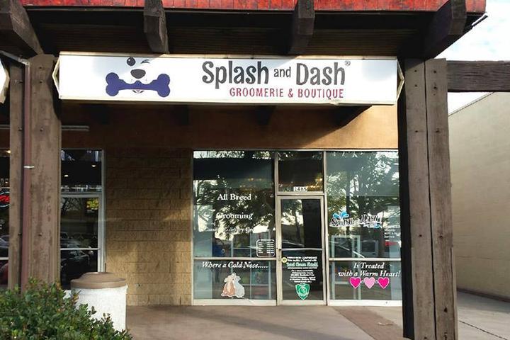 Pet Friendly Splash and Dash Groomerie & Boutique