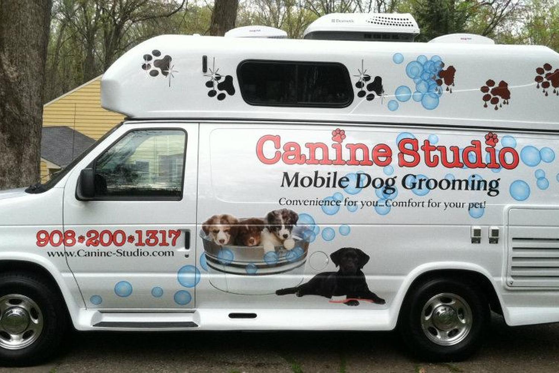 Canine Studio Mobile Dog Grooming Barkery