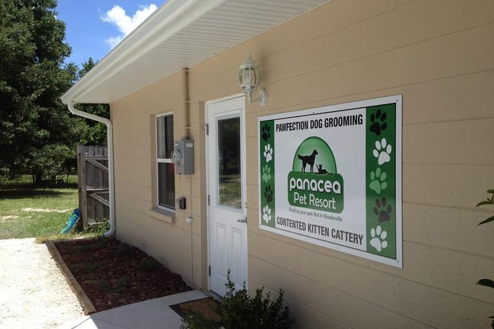 Pet Friendly Panacea Pet Resort