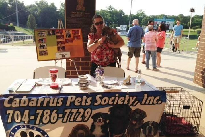 Pet Friendly Cabarrus Pets Society