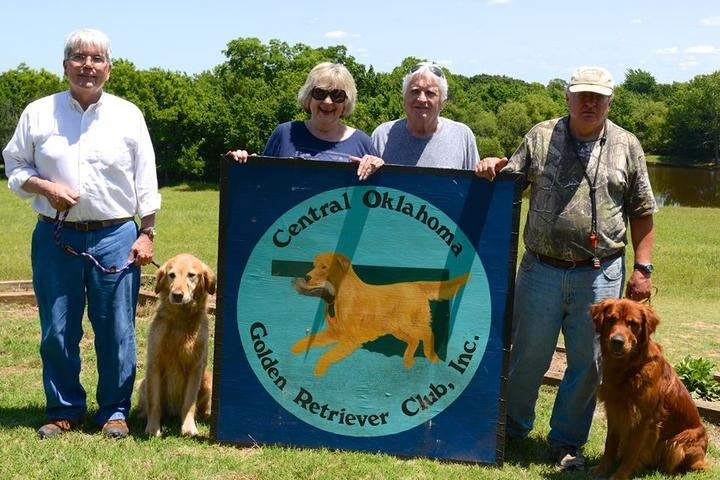 Pet Friendly Central Oklahoma Golden Retriever Club