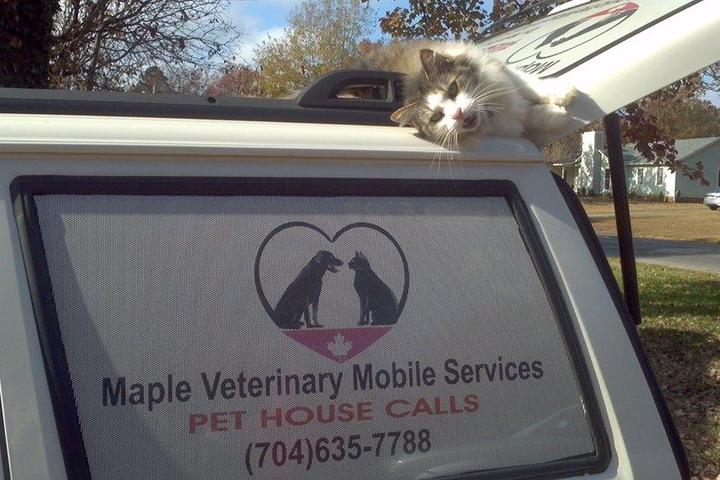 Pet Friendly Maple Veterinary Mobile Services