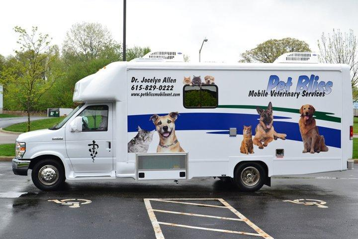 Pet Friendly Pet Bliss Mobile Veterinary Services