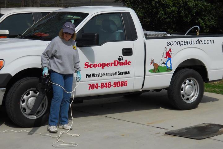 Pet Friendly ScooperDude Pet Waste Removal Service