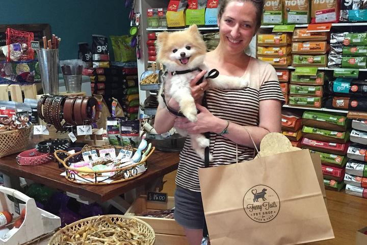 Pet Friendly Furry Tails Pet Shop