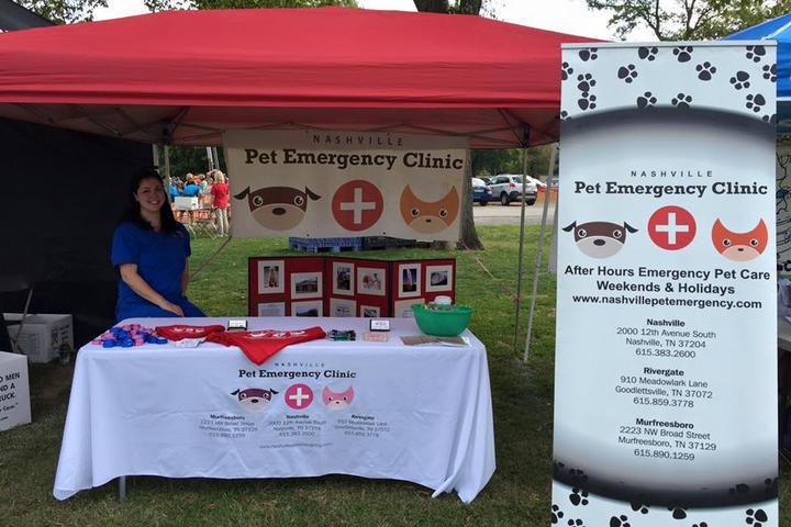 Pet Friendly Nashville Pet Emergency Clinic