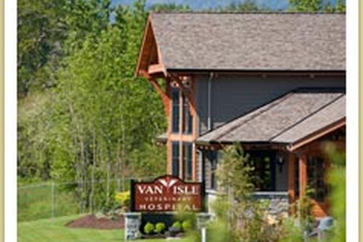 Pet Friendly Van Isle Veterinary Hospital