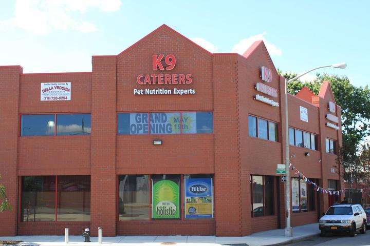 Pet Friendly K-9 Caterers