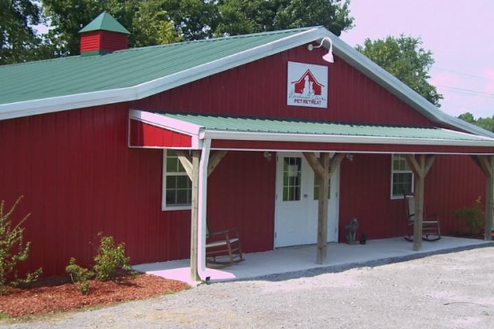 Pet Friendly Beckwith Farms Pet Retreat
