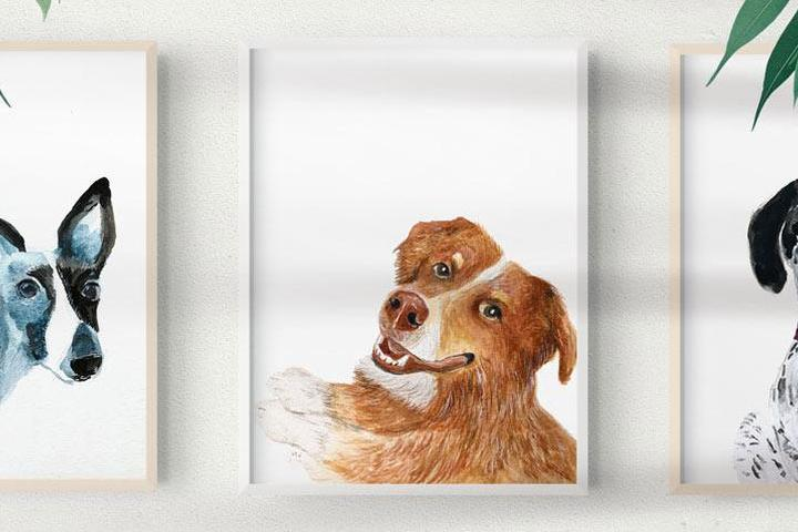 Pet Friendly Portraits by Luisa
