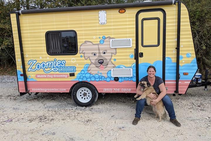 Pet Friendly Zoomies Groomies Mobile Dog Grooming