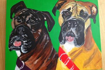 Pet Friendly Dog Portraits by Jana