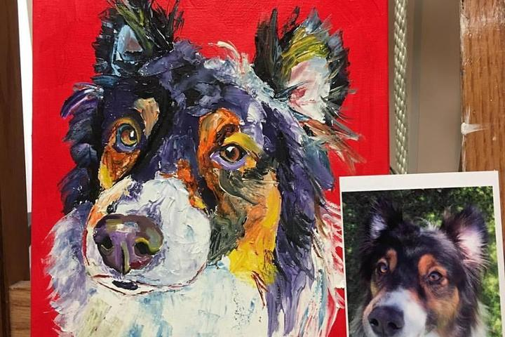 Pet Friendly Debbie Sampson Pet Artist