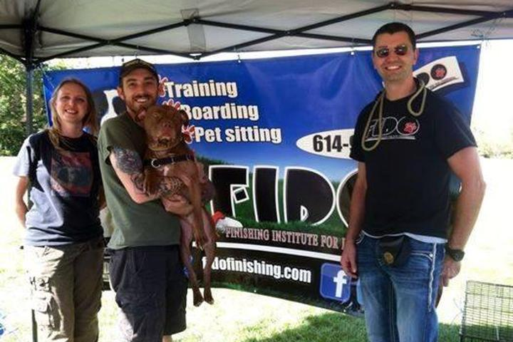 Pet Friendly FIDO Finishing Institute for Dog Ownership