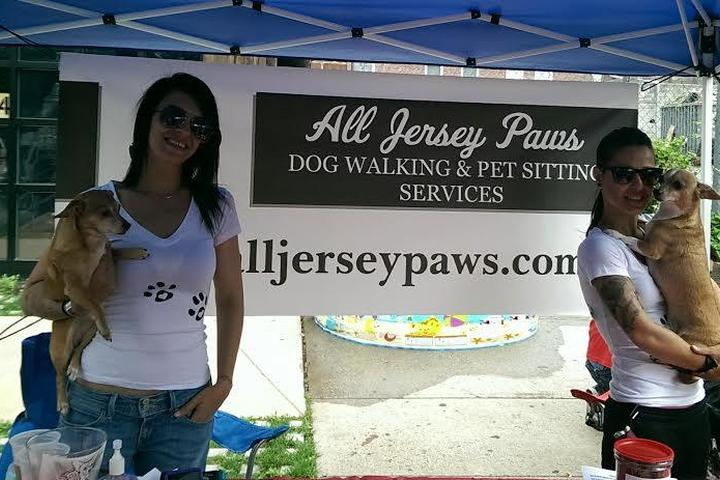 Pet Friendly All Jersey Paws