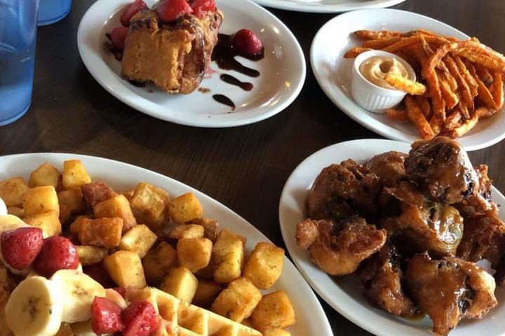 Pet Friendly Flapjack's Canadian Diner