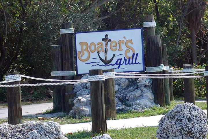 Pet Friendly Boater's Grill