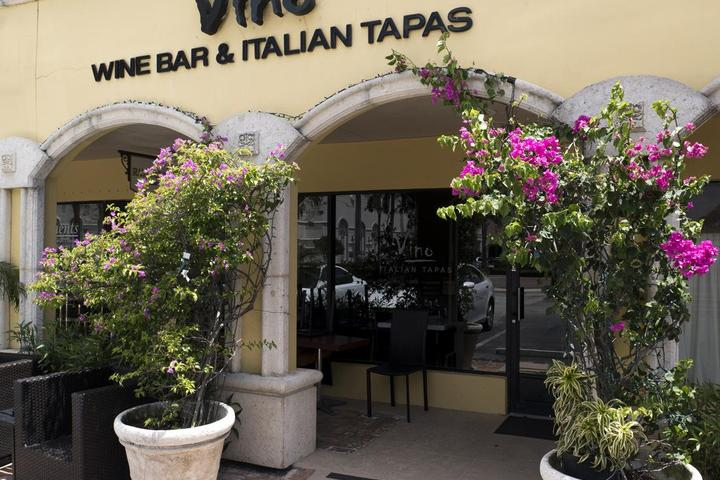 Pet Friendly Vino Wine Bar & Italian Tapas