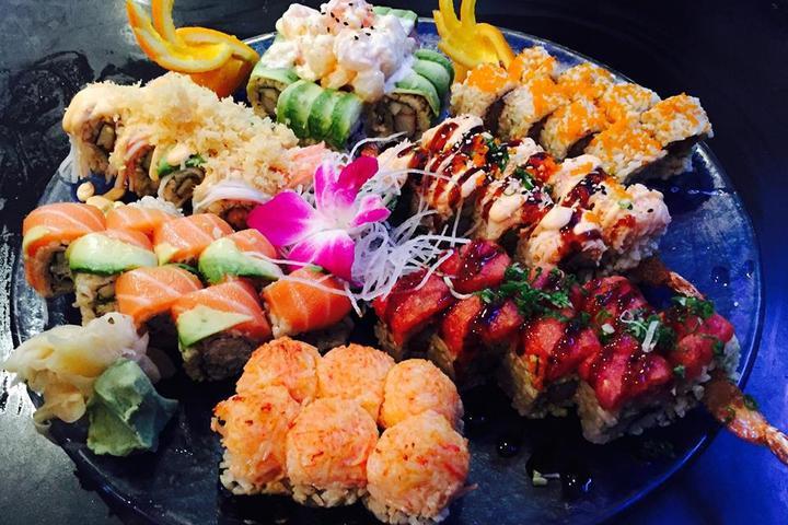 Pet Friendly Blu Sushi
