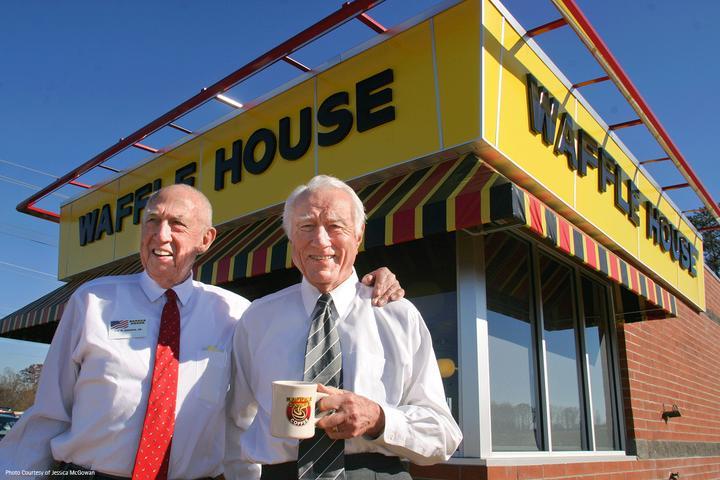 Pet Friendly Kingsberry Waffle House