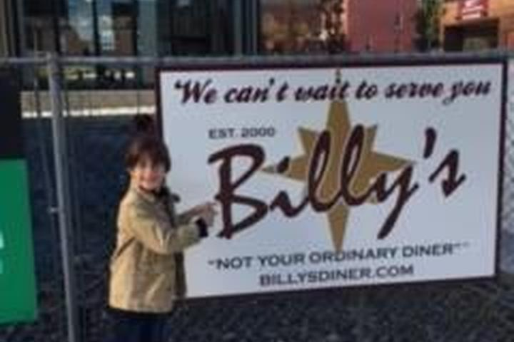 Pet Friendly Billy's Downtown Diner
