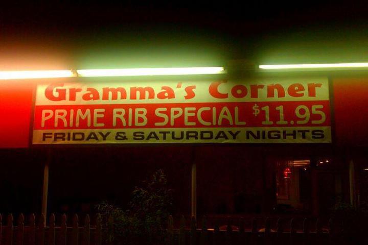 Pet Friendly Gramma's Corner