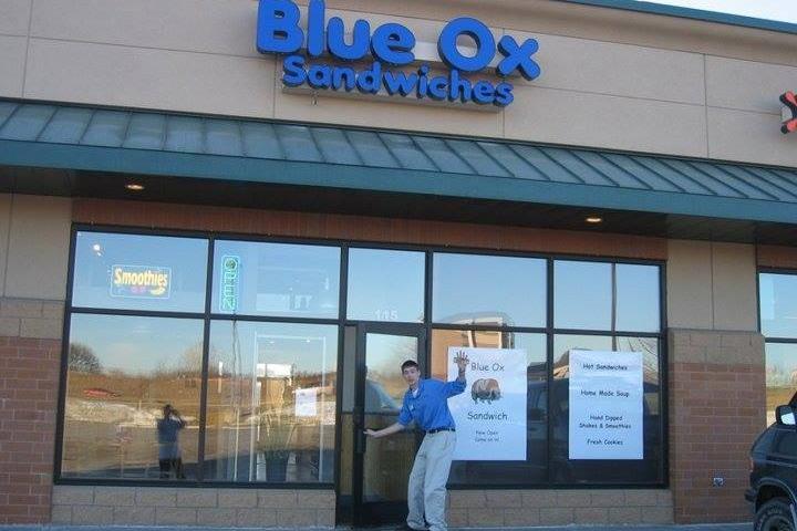 Pet Friendly Blue Ox Sandwich Factory