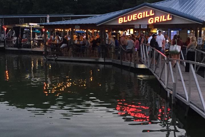 Pet Friendly Bluegill Grill
