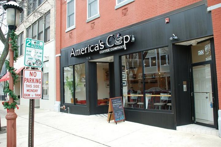 Pet Friendly America's Cup Coffee Company