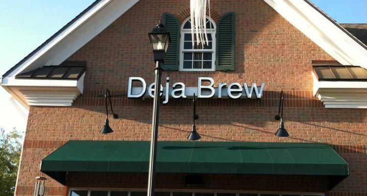 Deja Brew Cafe Is Pet Friendly