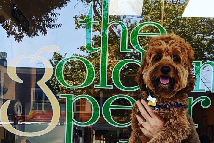 Pet Friendly The Golden Pear Cafe