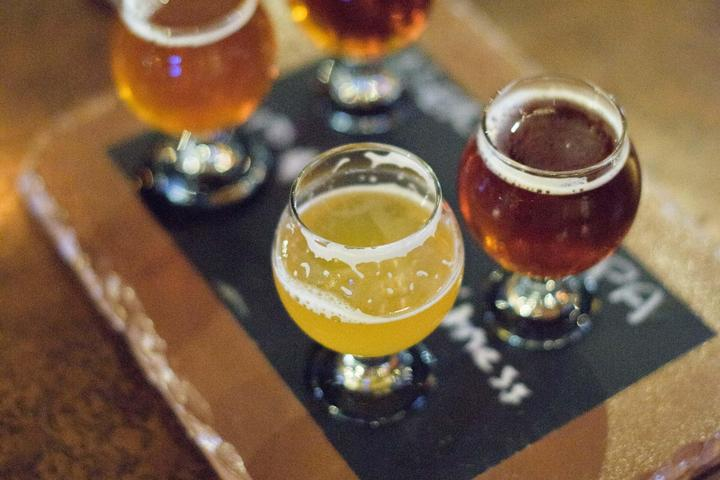 Pet Friendly Copperpoint Brewing Company