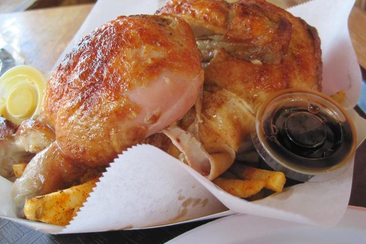 Pet Friendly Maui Mike's Fire-Roasted Chicken