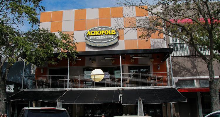 Acropolis Greek Taverna Is Pet Friendly