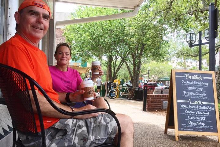 Pet Friendly Amelia Island Coffee